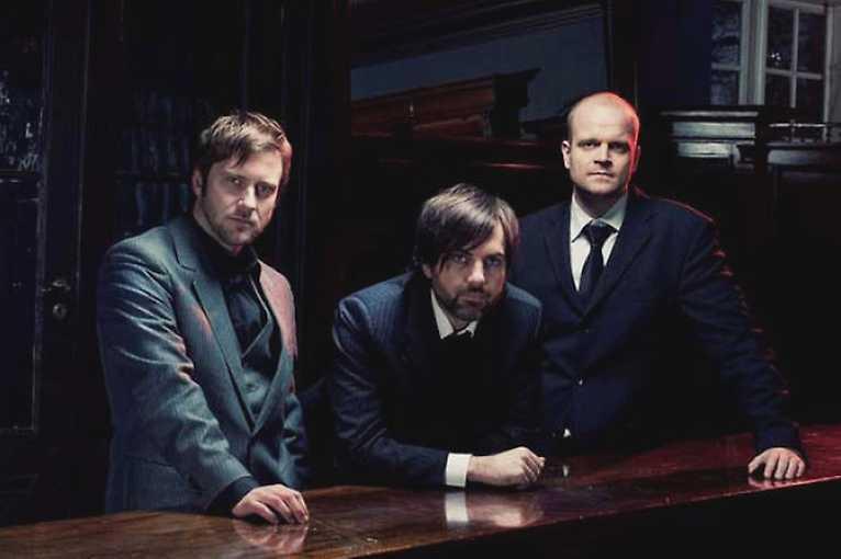 Era Jazzu: Espen Eriksen Trio