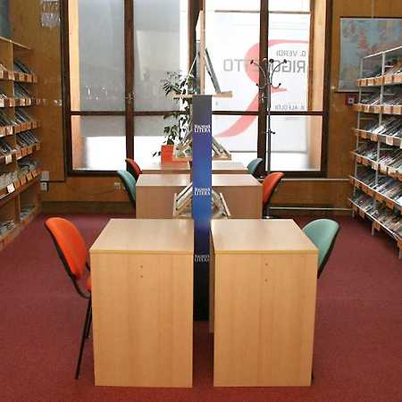 Pilsen Municipal Central Library for Adults