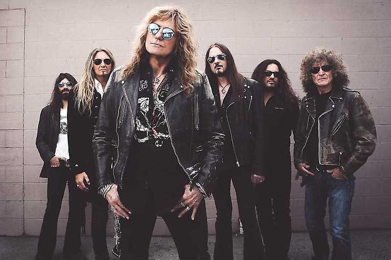 Whitesnake + Europe