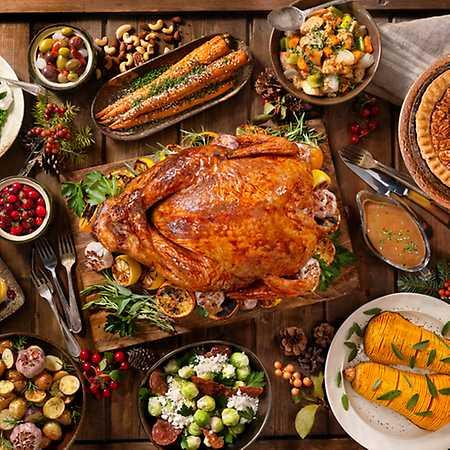 Vánoční menu U Pramenů