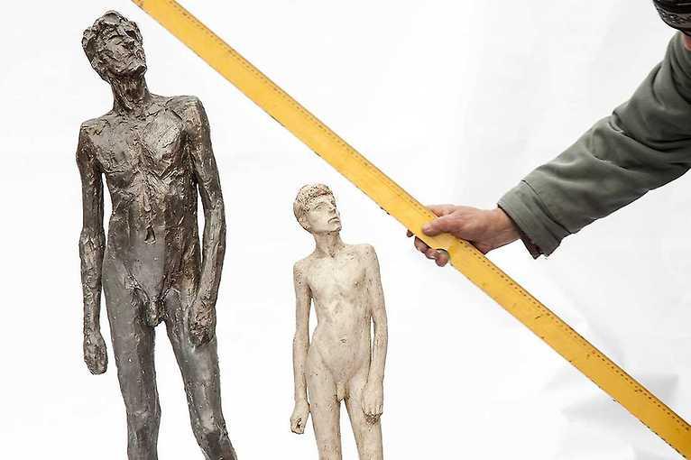 Martin Zet: Sculptor Miloš Zet – Walls, Plinths and Mock-ups