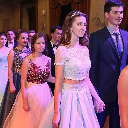 3. závěrečný ples Taneční školy Sedlecký