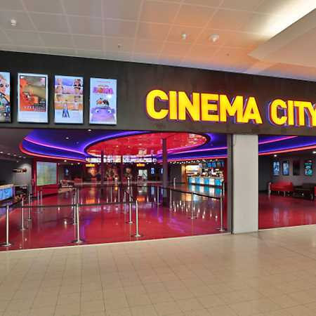 Cinema City Letnany