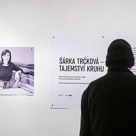 Šárka Trčková: Tajemství kruhu