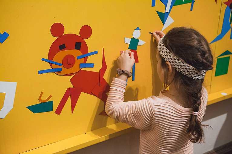 Artparking – kurzy současného umění pro děti
