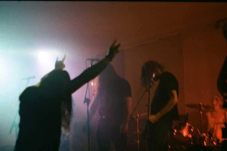Deus Mortem + Bloodthirst + Impure Declaration