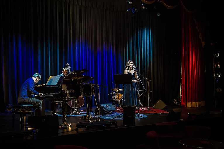 Daniel Kyzlink Trio & Tamara Dikyová