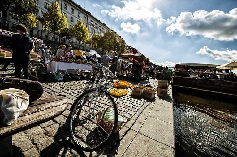 Náplavka Farmer's Market 2020
