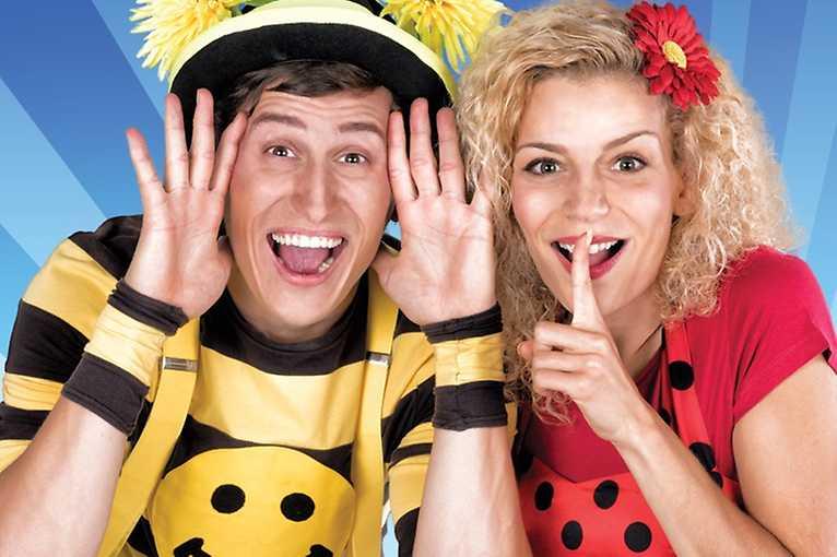 Smejko a Tanculienka: Všetko najlepšie!