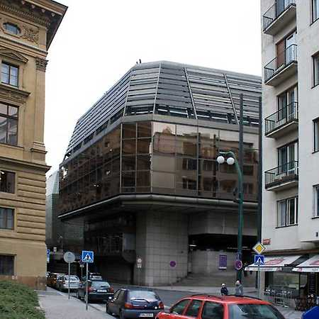 Provozní budova Národního divadla