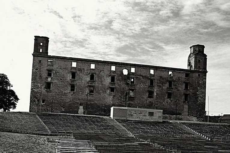 Obnova Bratislavského hradu