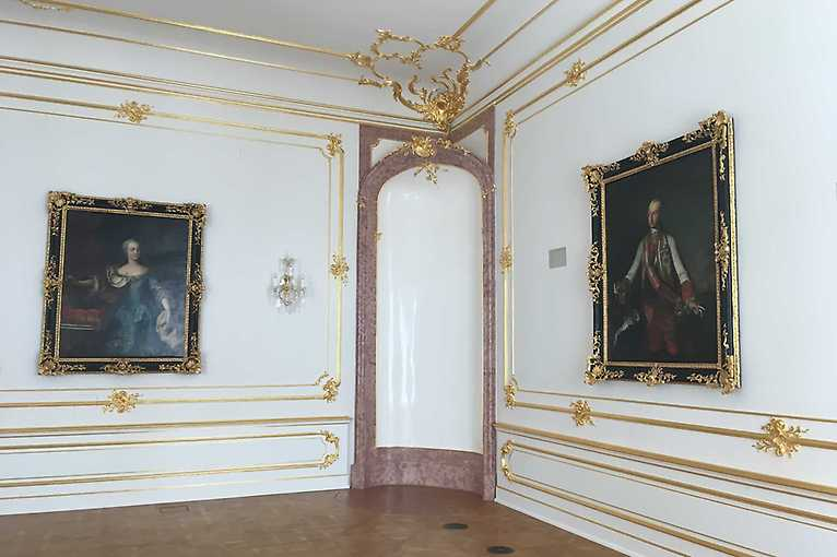 Severné reprezentačné priestory Bratislavského hradu