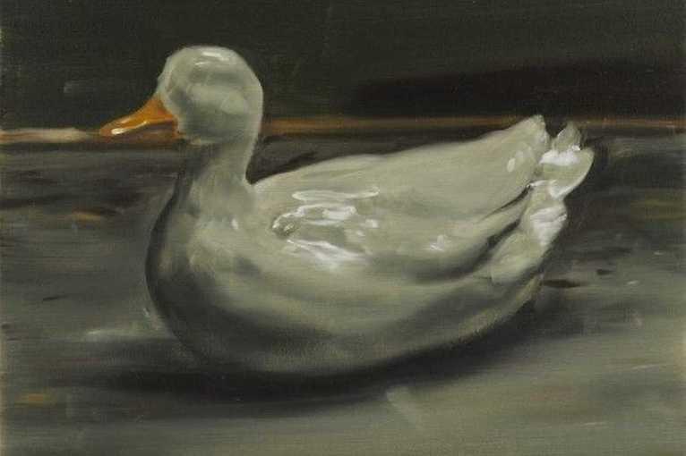 Michaël Borremans: The Duck
