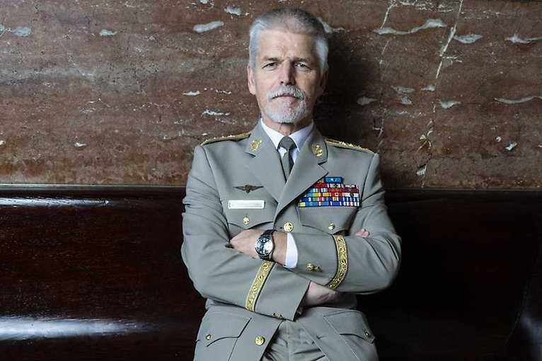 Srdcařské okénko s generálem Petrem Pavlem