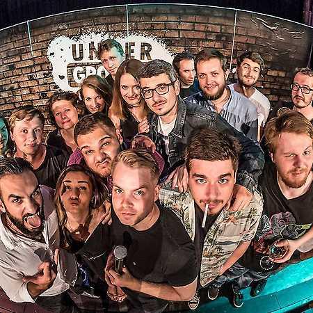 Stand-up show s Underground Comedy v Liberci