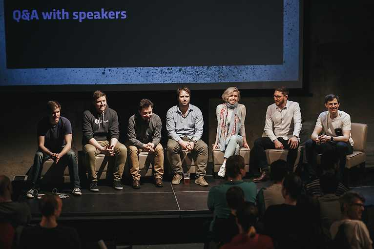 ngBigParty V: JavaScript Community Conference