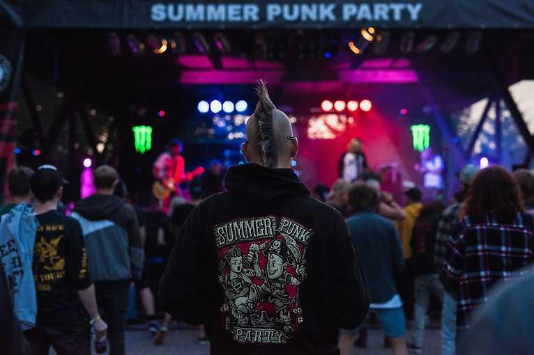 Summer Punk Párty Volyně 2020