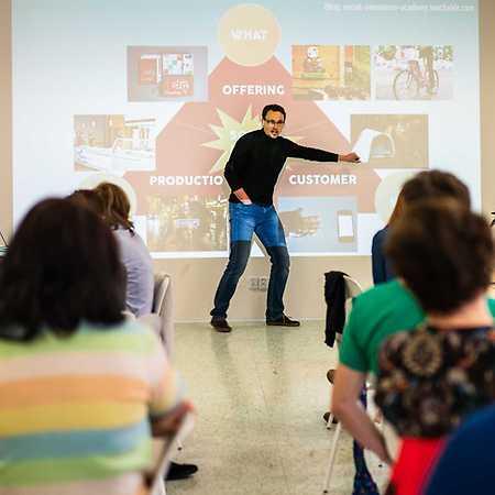 3-2-1 dílna: Workshop základní byznysové gramotnosti