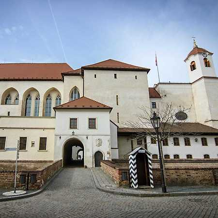 Hrad Špilberk Brno