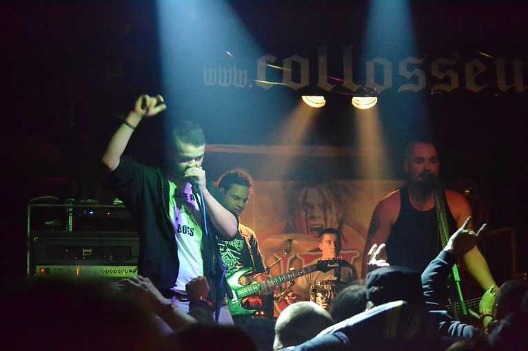 Punkreas + Dimenzia X + Old Hämmer