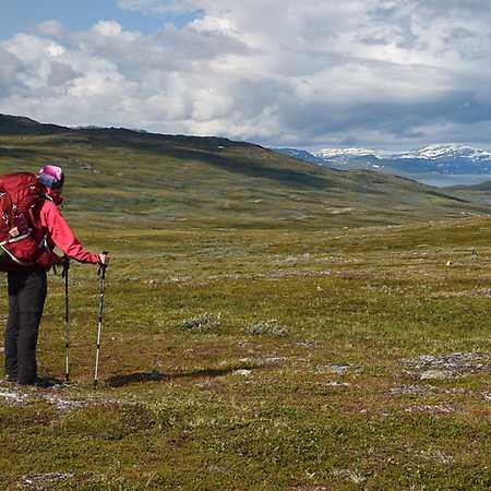 Blanka Jurková: Polární Švédsko – sama poslední evropskou divočinou