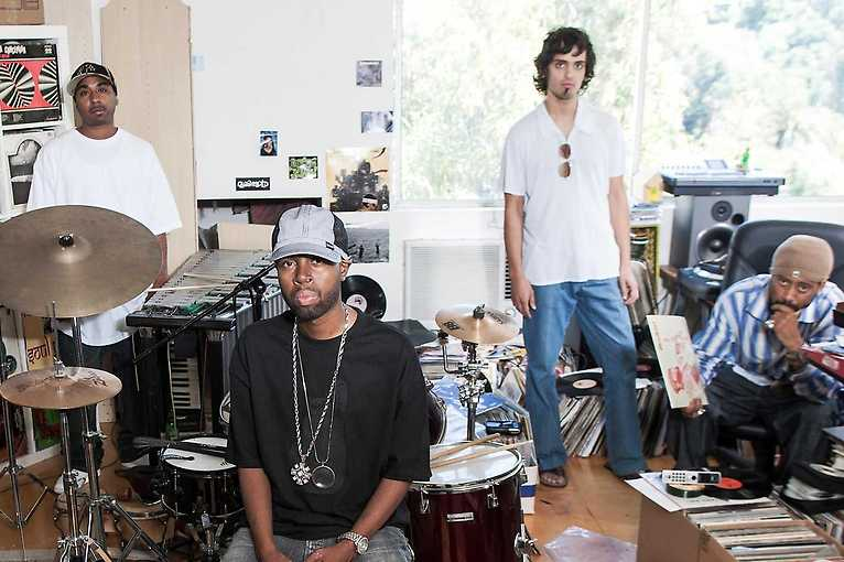 J Dilla Tribute: The Jay Dee's Trio & Guests