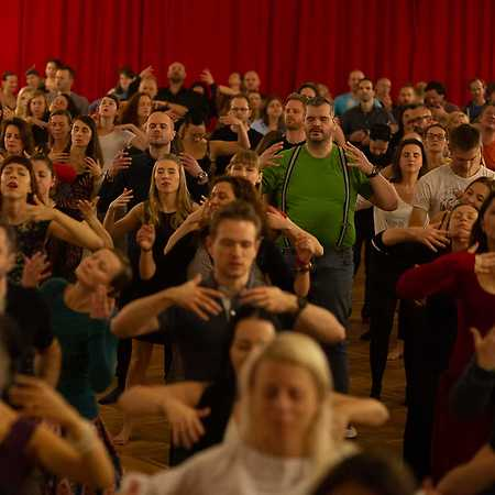Dance to Ecstasy: Josef Sedloň + Lucie Loona + další