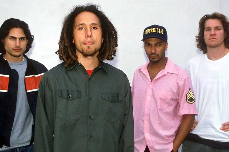Rage Against the Machine + special guest: Run the Jewels