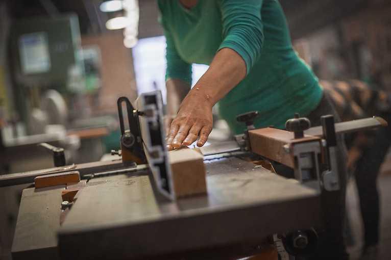 Víkendový kurz práce se dřevem