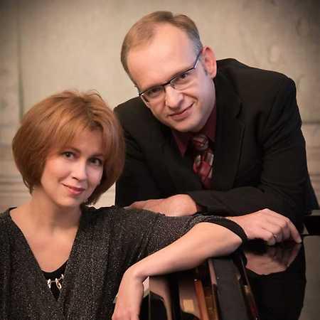 Klavírni duo Martin a Kristina Kasíkovi