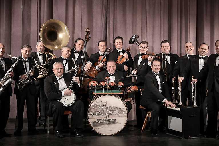 Profilový koncert: Bratislava Hot Serenaders