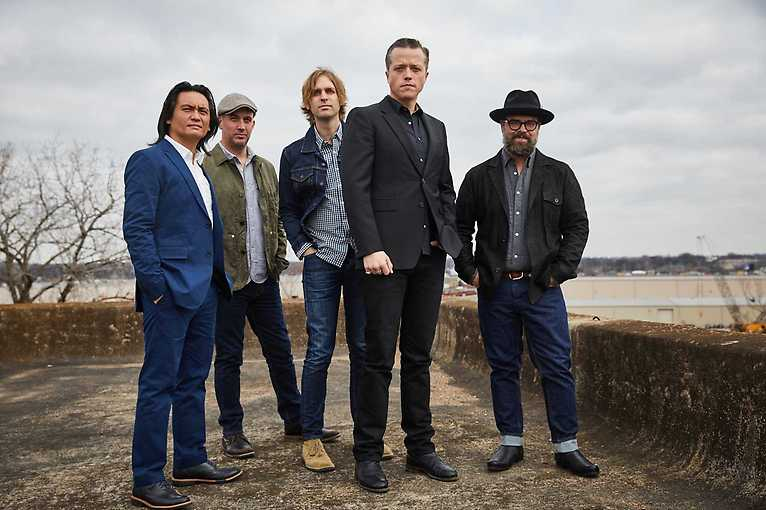 Jason Isbell & The 400 Unit + support: The Rails