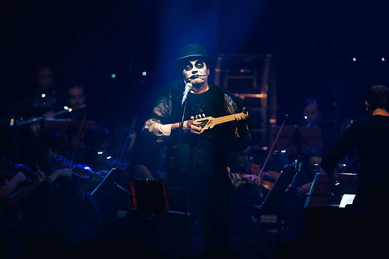 The Tiger Lillies & Orchestr Berg — Bohemian Nights