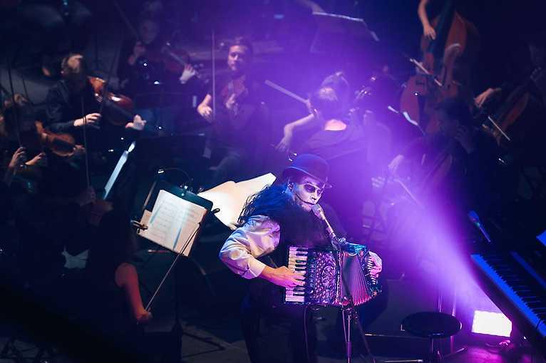The Tiger Lillies & Orchestr Berg — Bohemian Nights