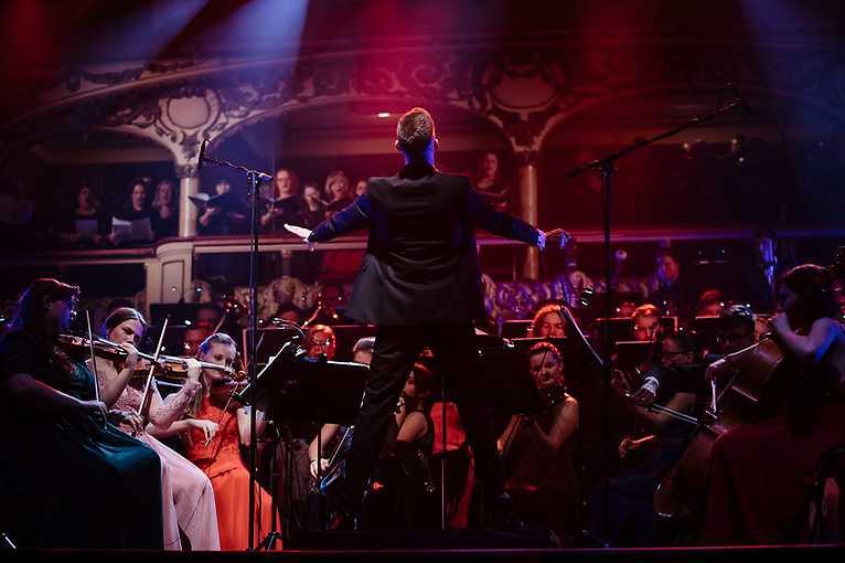 Police Symphony Orchestra & Losers Cirque Company