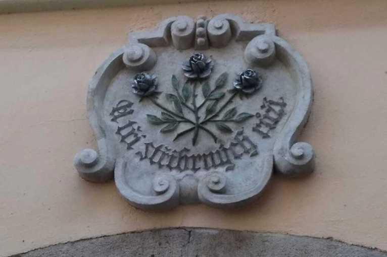 Domovní znamení Starého Města