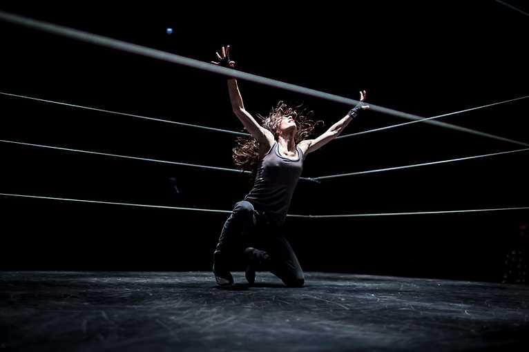 Taneční workshop s Cécile da Costa