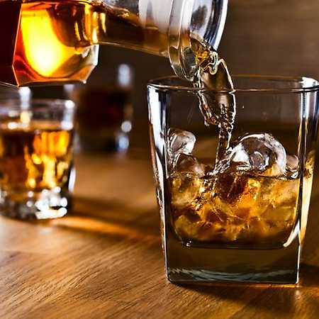 What Does Bar Offer? Whiskey