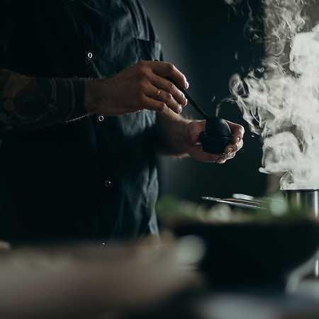 Kuchařský ateliér / Atelier cuisine