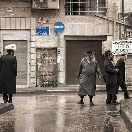 Dana Mikšíková: Život ortodoxních židů v Mea Shearim