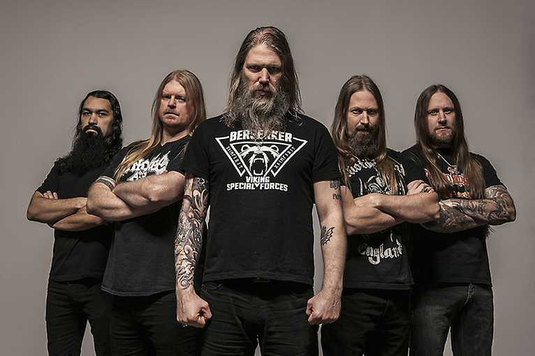 Amon Amarth + Arch Enemy + Hypocrisy