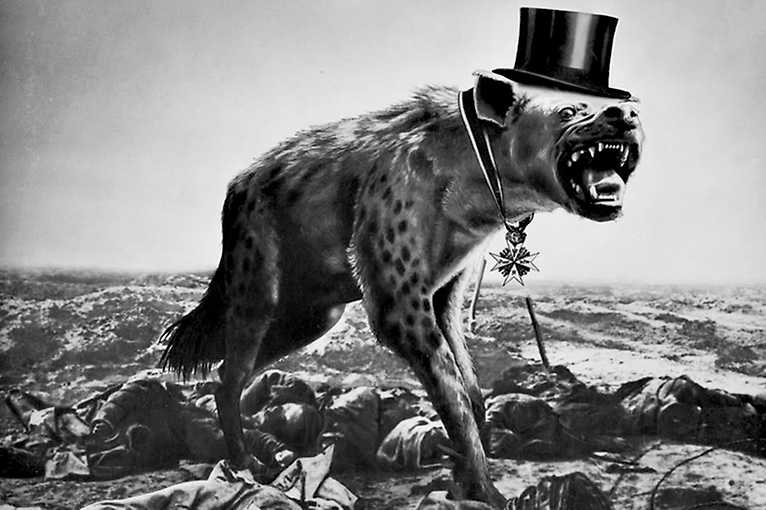John Heartfield – Photography plus Dynamite