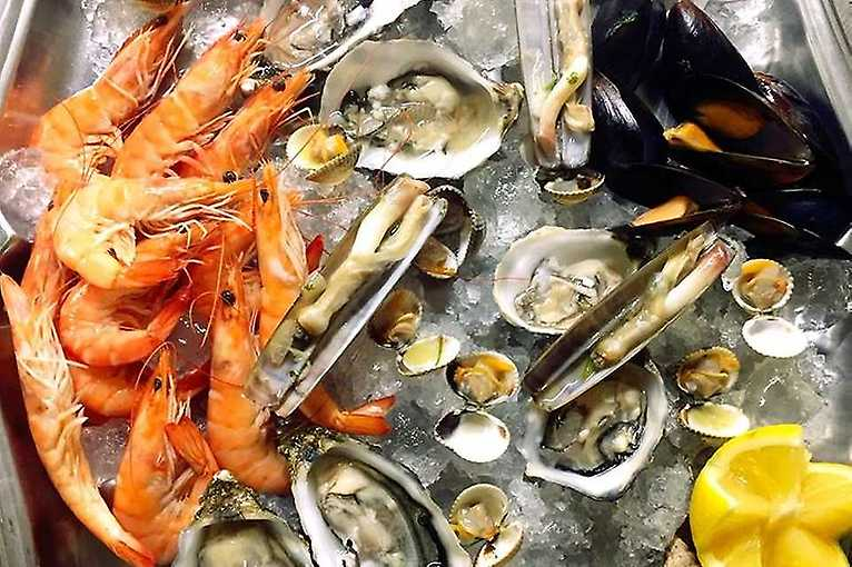 Fruits de Mer – plody moře