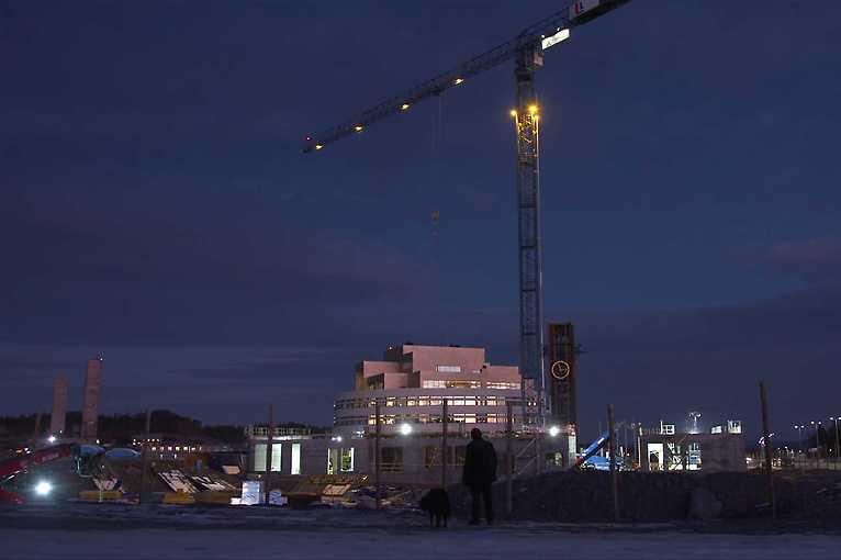 Kiruna – A Brand New World