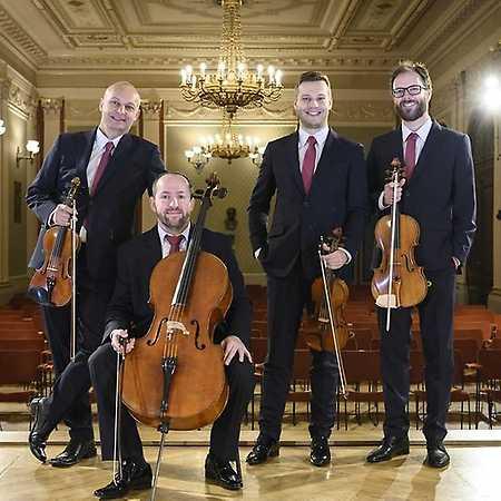 Kvarteto Sukovy síně