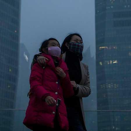 Slavnostní zahájení + Město plné smogu