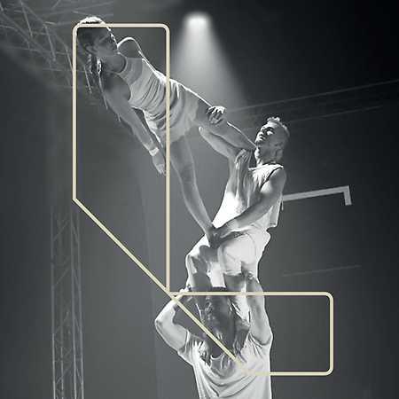 Dárkový poukaz Losers Cirque Company a Divadla BRAVO!