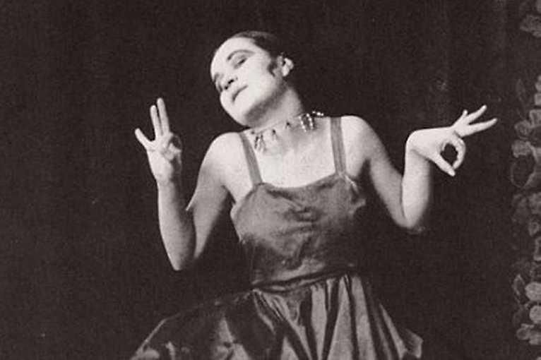 Der absolute Tanz: Tänzerinnnen der Weimarer Republik