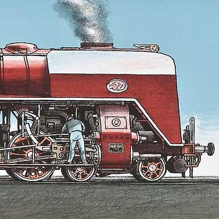 Vernisáž výstavy Železnice a cesty