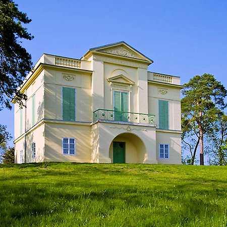 Pond Chateau Lednice